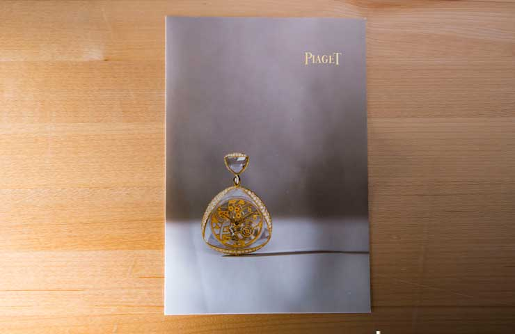 PIAGET The Andy Warhol4 DESTAQUE